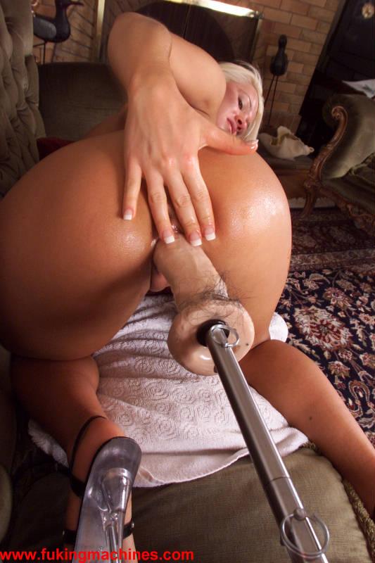 Fetish girl anal gif