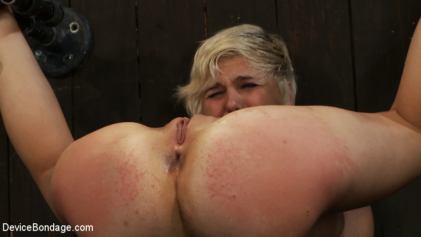 K spanked and vibrated 123198 from our 1st video ever - 1 10
