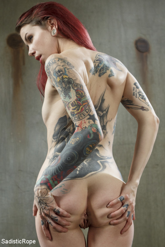 Tattooed slut mpegs adult archive