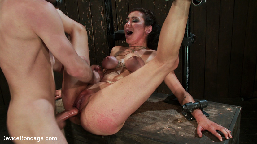 Chastity torment with amanda bryant - 3 part 2