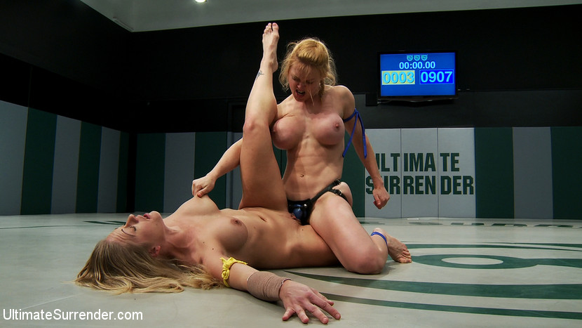 Darling the grappler vs adrianna the lichen luna