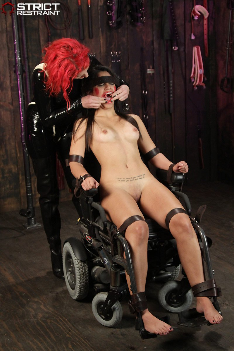from Bronson wheelchair woman porn video