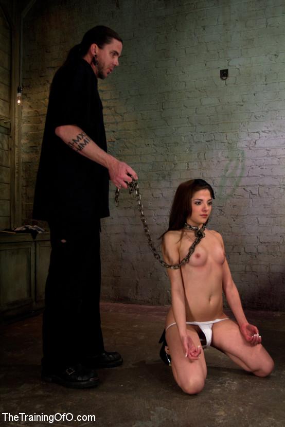 Daily bondage - training of o