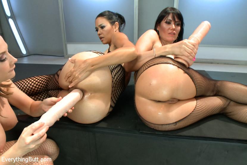 Big butt mistress faccesitting mixed wrestling - 3 part 9
