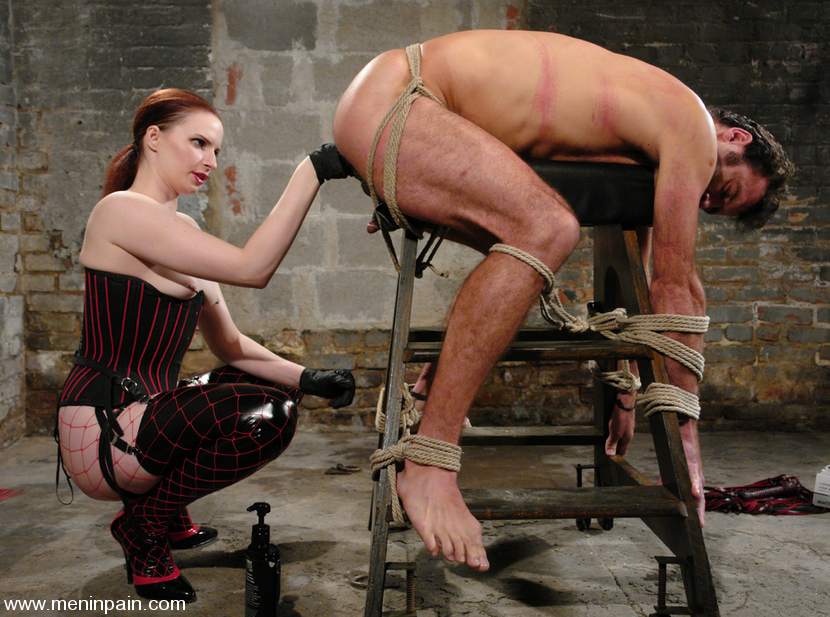 Cruel Bdsm Spanking For Slave Gay