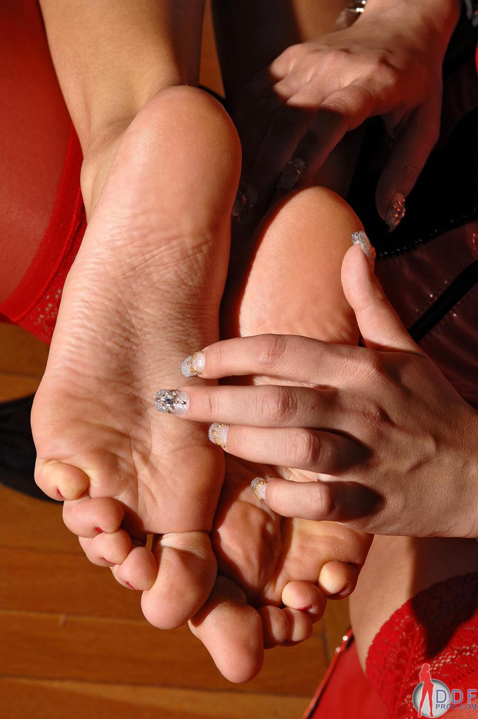 Remarkable, angel pink foot fetish consider