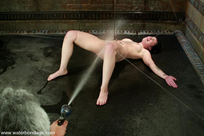 definition water bondage