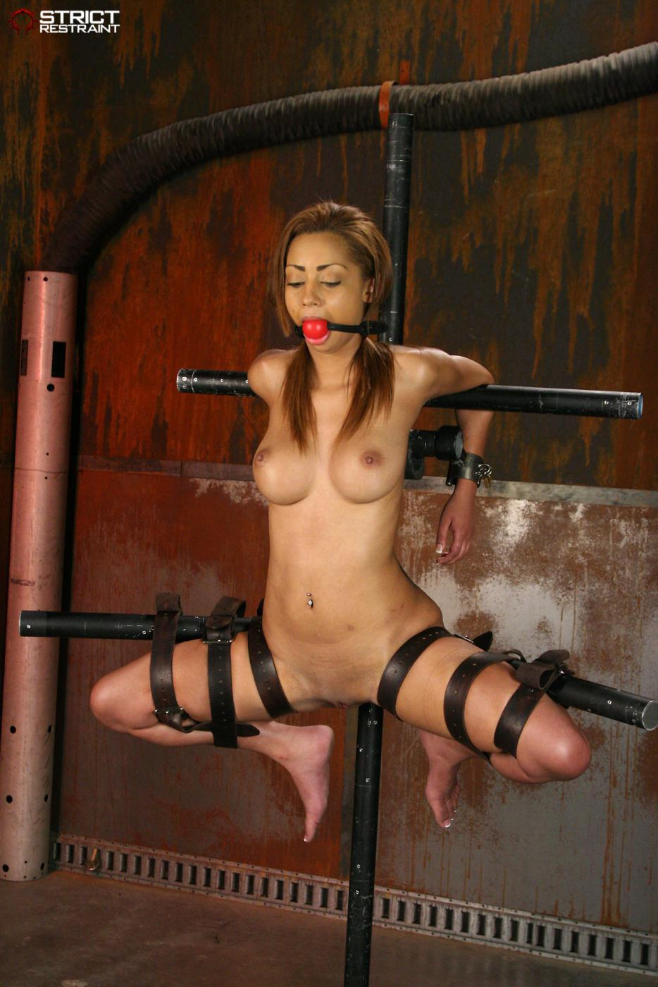 Alisha angel bondage in sex