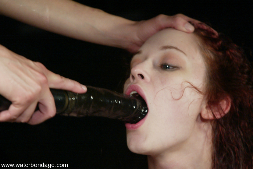 Sarah Blake Water Bondage