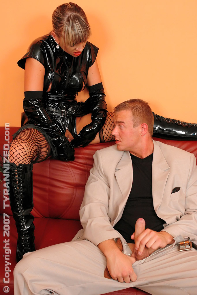 definition of femdom rubber finest