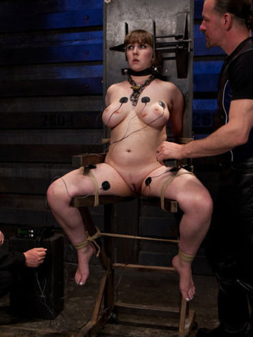 BDSM is Nerine Mechanique's favorite abbreviation and she is ready for some pain.