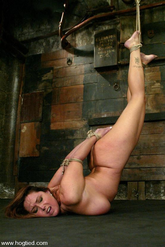 Christina carter tied