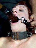 Bondage is Holli Woods' favorite word and there is nothing she loves more.