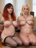 Danielle Delaunay and Mz Berlin are two slutty milfs with huge milky melons who loves being banged.