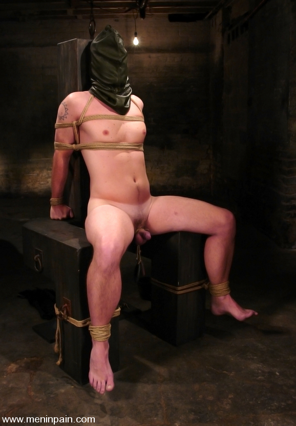 Nice helpless male slaves