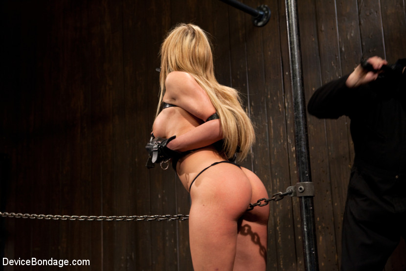 Amy brooke device bondage