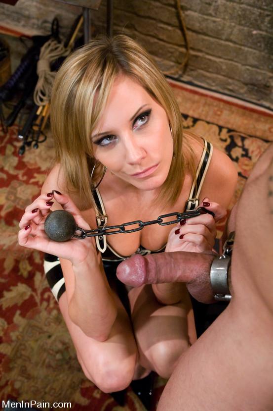 Here madeline her slave fuck maitresse congratulate