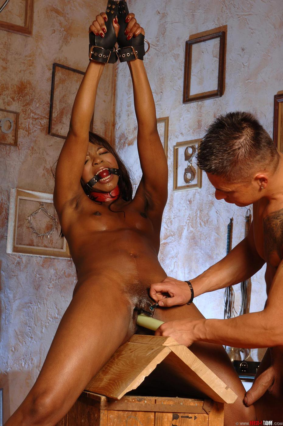 Necessary the black woman bdsm tortured