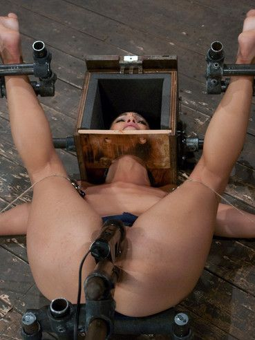 Foot whipping, nipple torture, vibrator and anal insertions are all for poor Jade Indica.