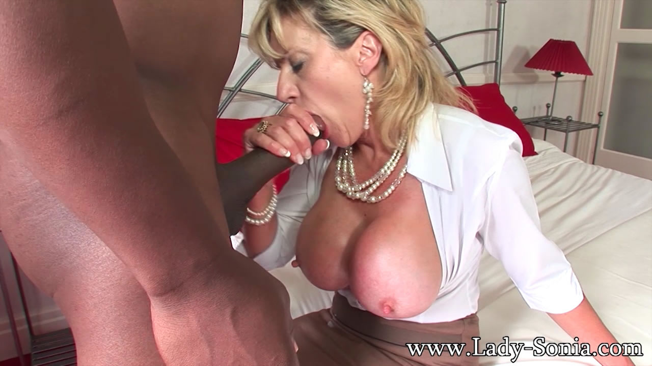 Hot brunette gets pounded