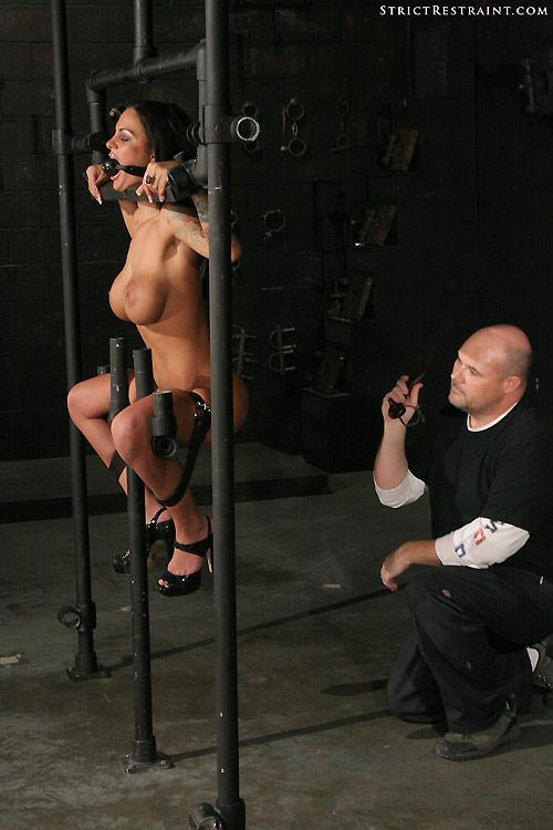 Free leather spank video