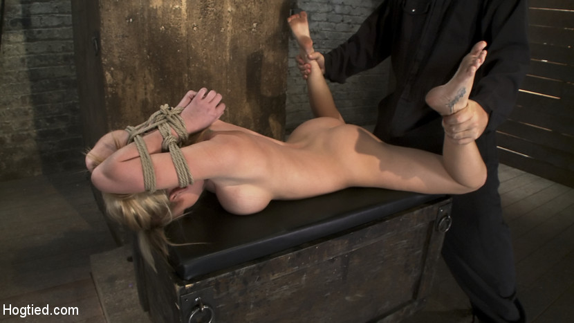 Clips de bondage de madison scott gratis