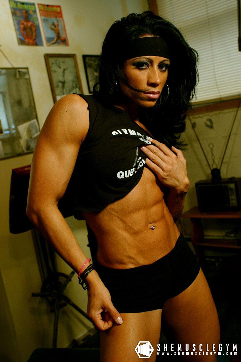 tara bodybuilder porn video