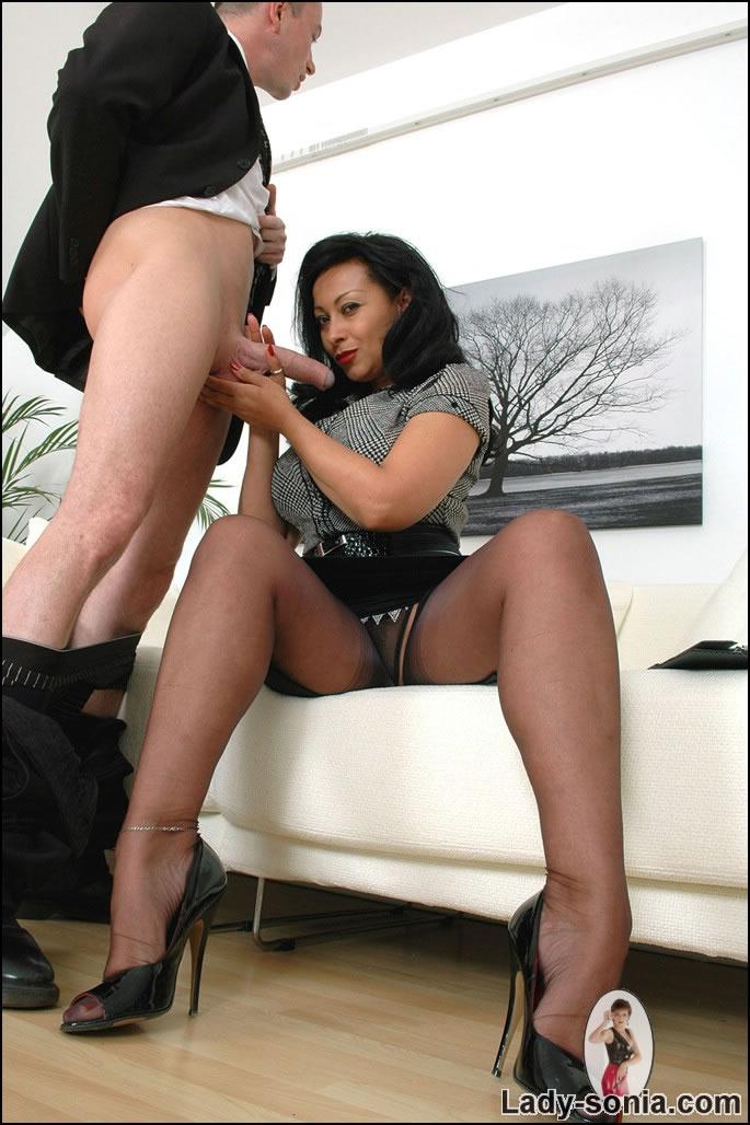 голые порно фото босс леди