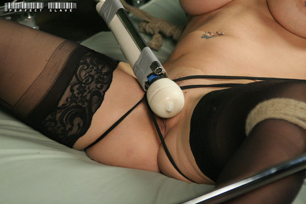Hitachi wand tied up