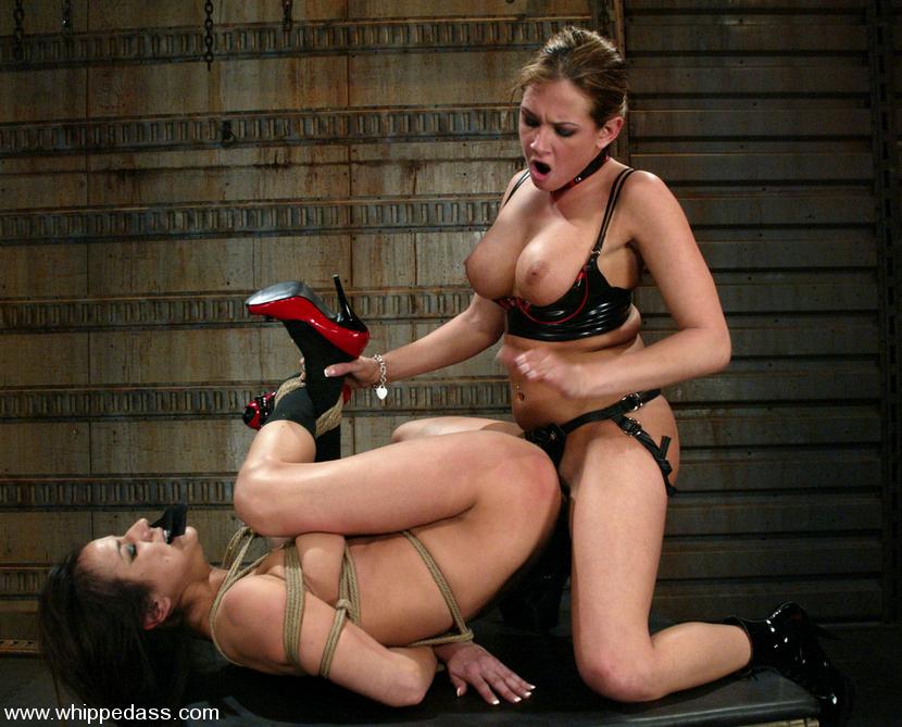 Big Tit Lesbian Domination