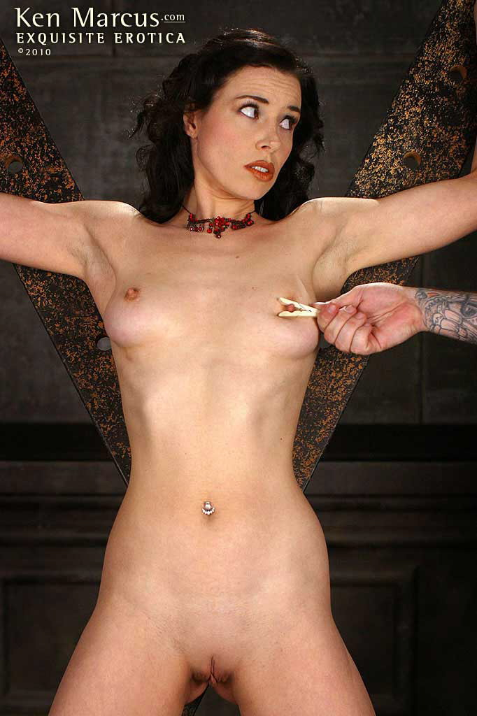 Excellent Naked bdsm girls pics believe, that