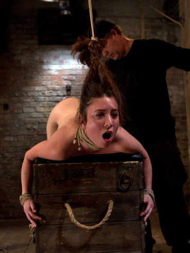 Serena Blair is a hot brunette who loves to get her wet holes double penetrated and drilled.