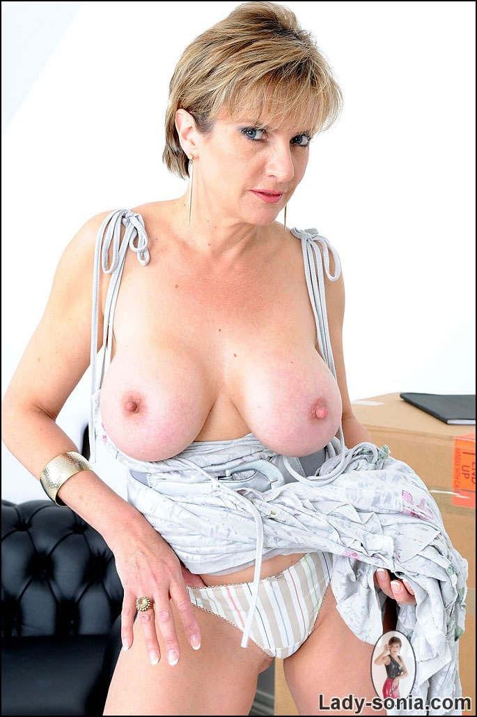 from Justice middle age woman big tits