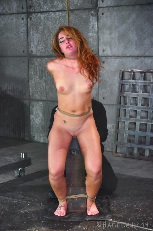 Teen Tricked Into Bondage