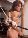 Talia Monet BDSM Bondage