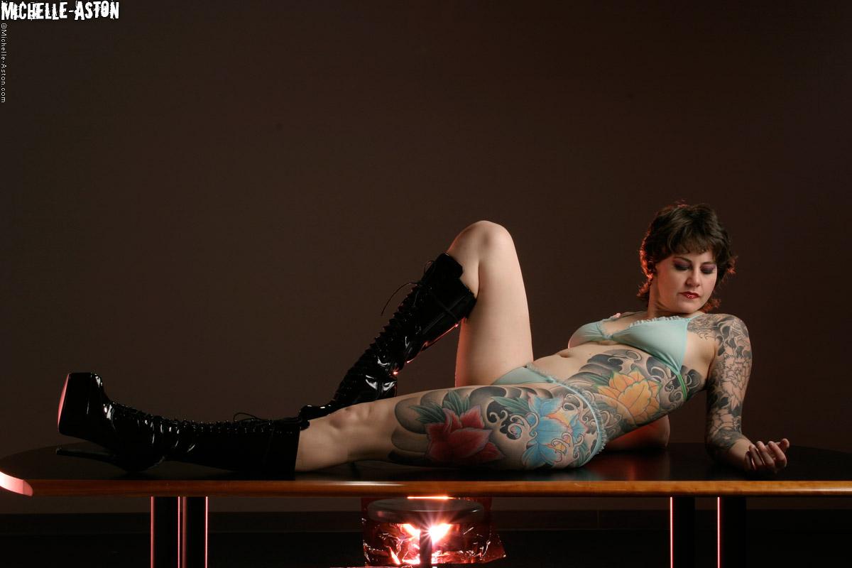 Michelle Aston