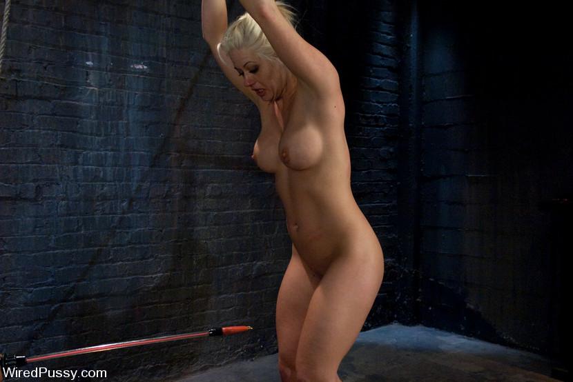 Beautiful boob fondling