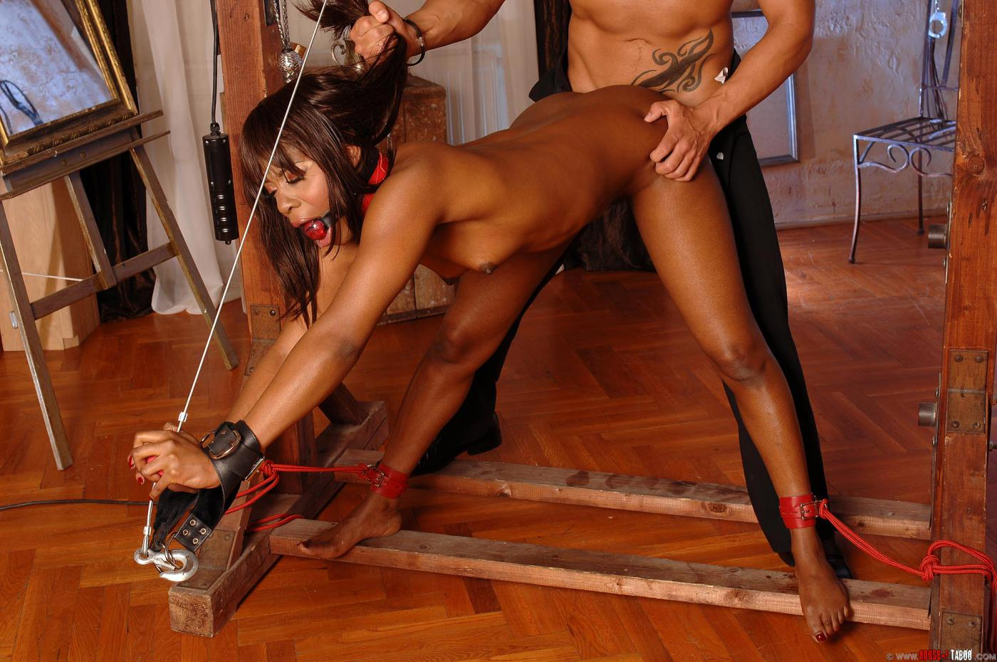 Agree Black sex slave bondage girl