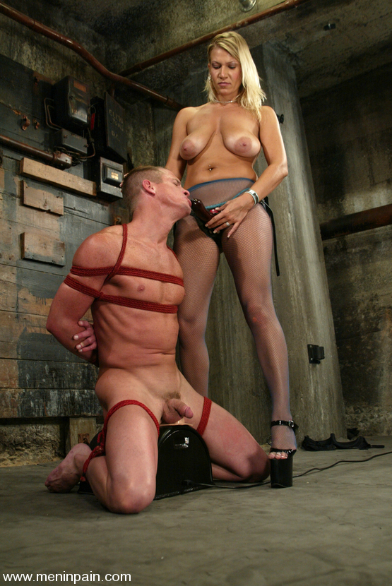 A good hard pegging will put you in your place - 2 part 6