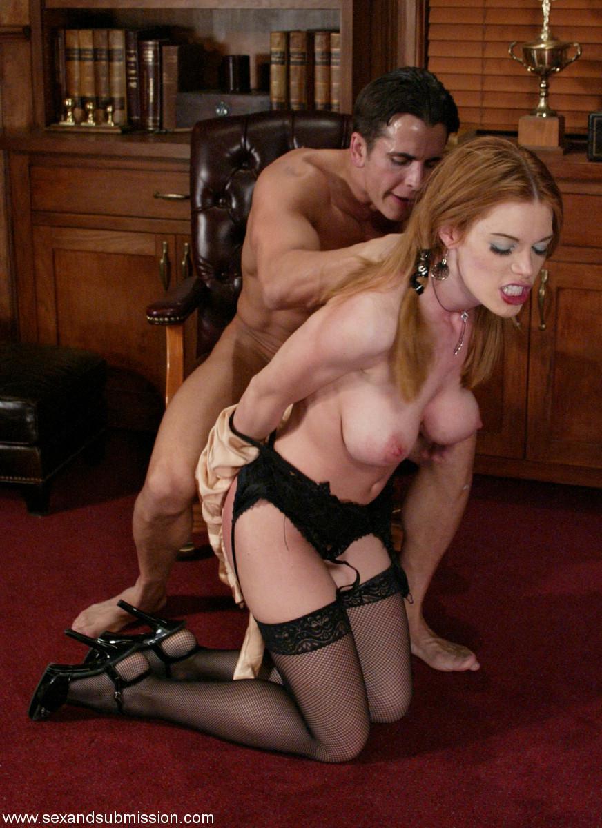 Stocking Sex Bondage