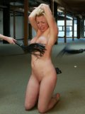 The poor girl Adrianna Nicole gets into hands of kinky mistresses Princess Kali and Chanta Rose