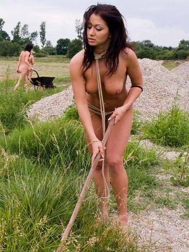 Sandra romain punished