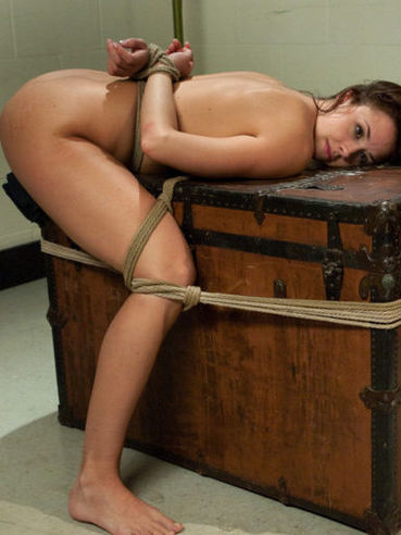 Chanel Preston is very cute but at the same time she loves bondage sex games.