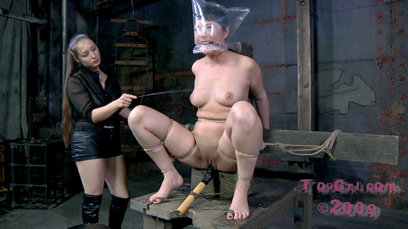 Slave ashley graham bdsm torture and squirting in bondage - 4 3