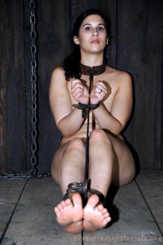 image Slavegirl elise graves punishment and extreme bondage