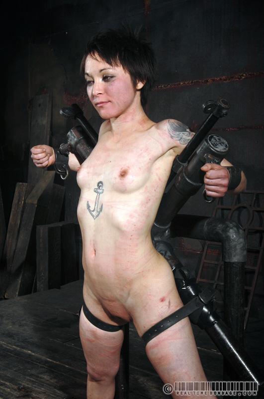 Slave mara gets bizarre initiation as slave 3