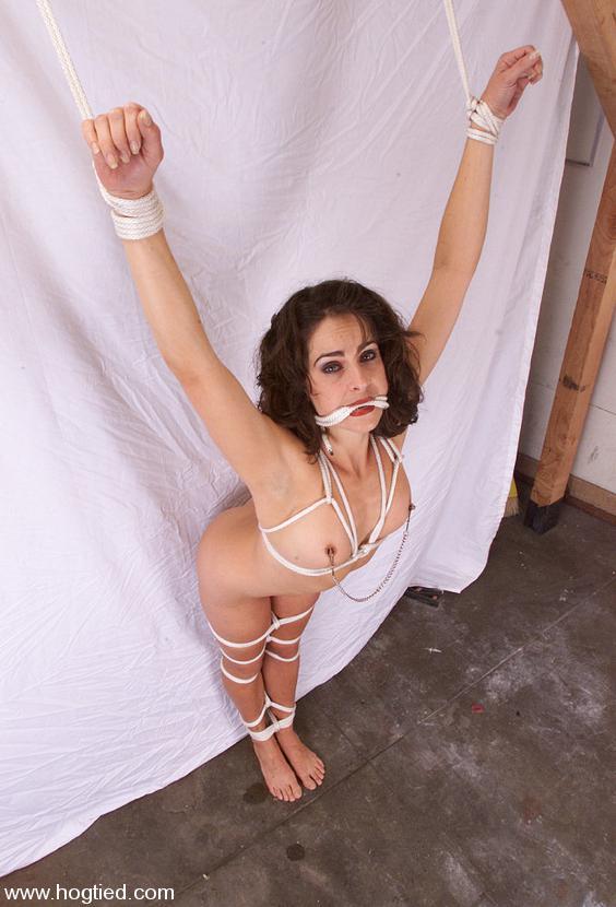 Karina ballerina bondage pictures