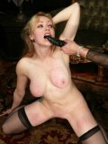 This pretty Kym Wylde knows various ways of torturing her poor slave Adrianna Nicole