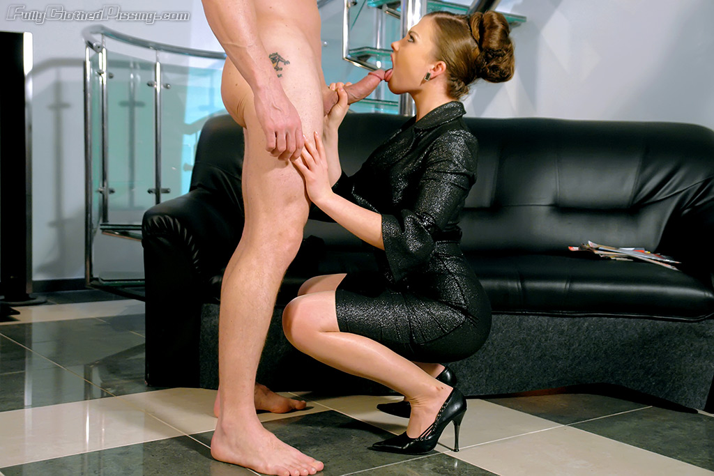 Gabrielle gucci gets fucked deep in the ass - 3 part 7