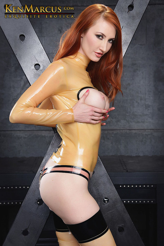 Kendra James Latex